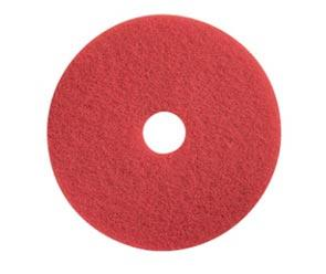 "Pad RED 505 mm / 20 ""thickness 23 mm"